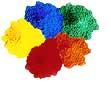 F, D & C Powdered Dye (For use with powdered ingredients. Oil soluble)