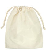 muslin bags, cotton bags, cheesecloth bags, drawstring bags