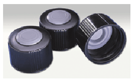 33/430 Media Cap with Butyl Stopper
