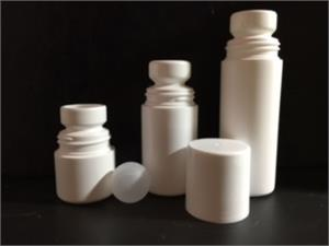 1 oz plastic roll on bottle