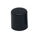 Black Roll On Cap